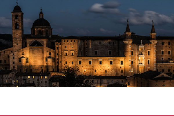 urbino-by-night