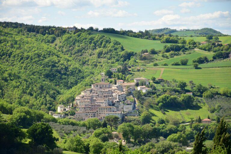 castelli di arcevia in mtb