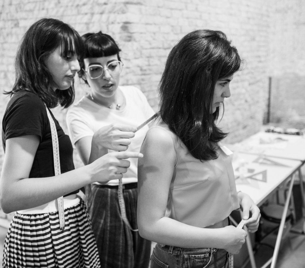 Alessia Barbarossa - fashion designer