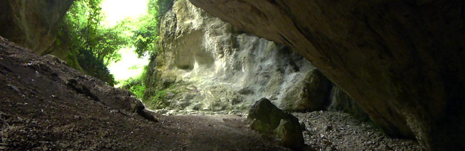 Forra valle Scappuccia