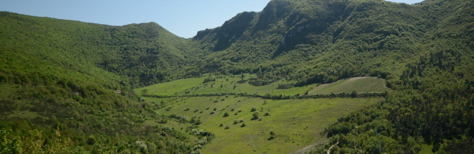 Escursione Vallacera