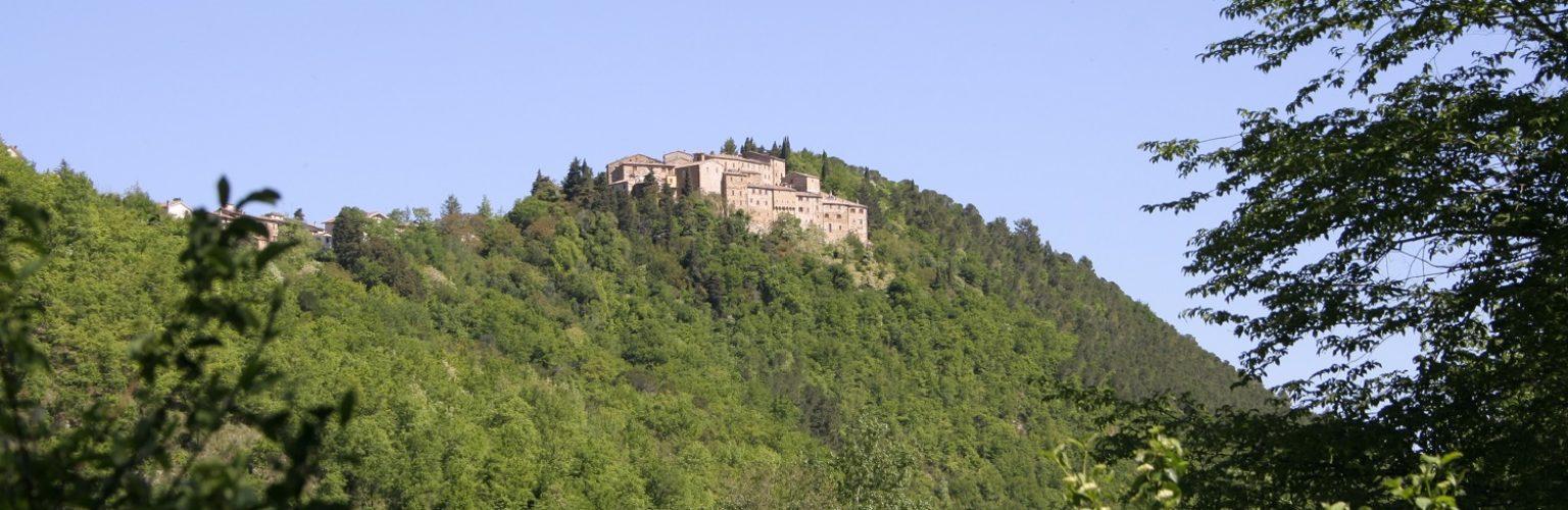 castello di avacelli di arcevia